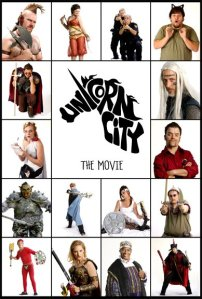 Unicorn City Collage